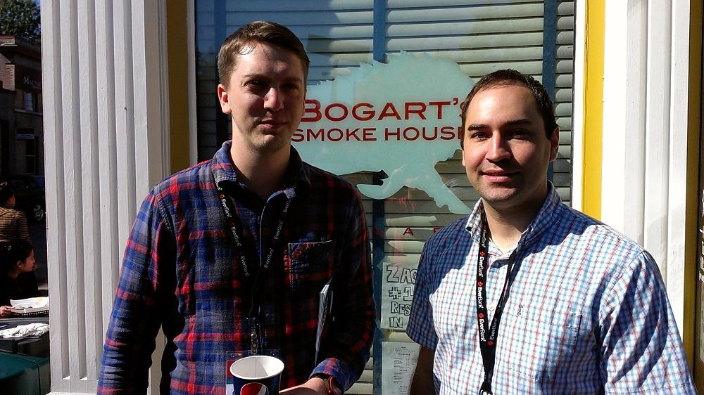Joel and Deacon FinCon 2013