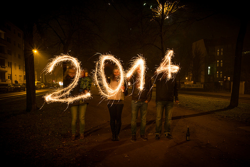 How to Make 2014 Your Best Financial Year Ever