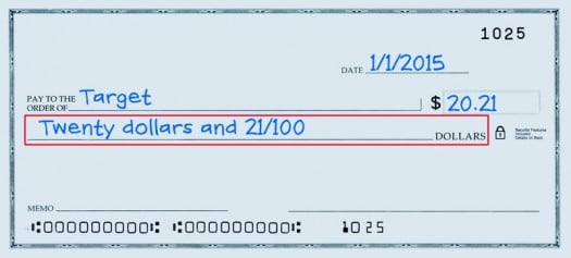 The Correct Way to Explain Dollar Amounts